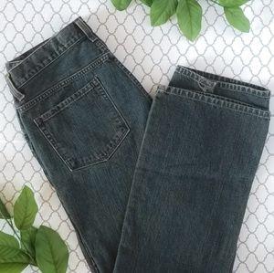 GAP Women's Low Rise Boot Cut Jeans